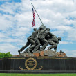 Iwo Jima Memorial in Washington DC — Stock Photo #5017694