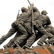 Iwo Jima Memorial in Washington DC — Stock Photo #5017793