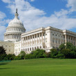US Capitol in Washington DC — Stockfoto #5020228
