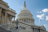 United States Capitol in Washington DC — Stock Photo