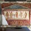 Ancient kitchen in Pompei — Stock Photo #5034533
