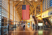 Ronald Reagan Washington National Airport — Stock Photo