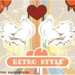 Retro style — Stock Vector #5363620
