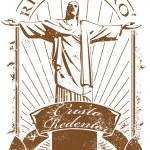 Rio de Janeiro stamp — Stock Vector #5370931