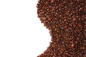 Coffee wave — Stock Photo