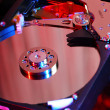 Hard disk background — Stock Photo #4982208