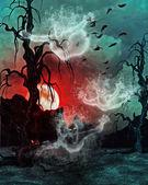 Dia das bruxas — Foto Stock