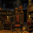 Wizard 's room — Stockfoto #5012004