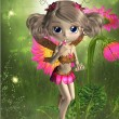 Toon fairy — Stock Photo #5012179