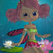 toon fairy — Stock Photo #5013240