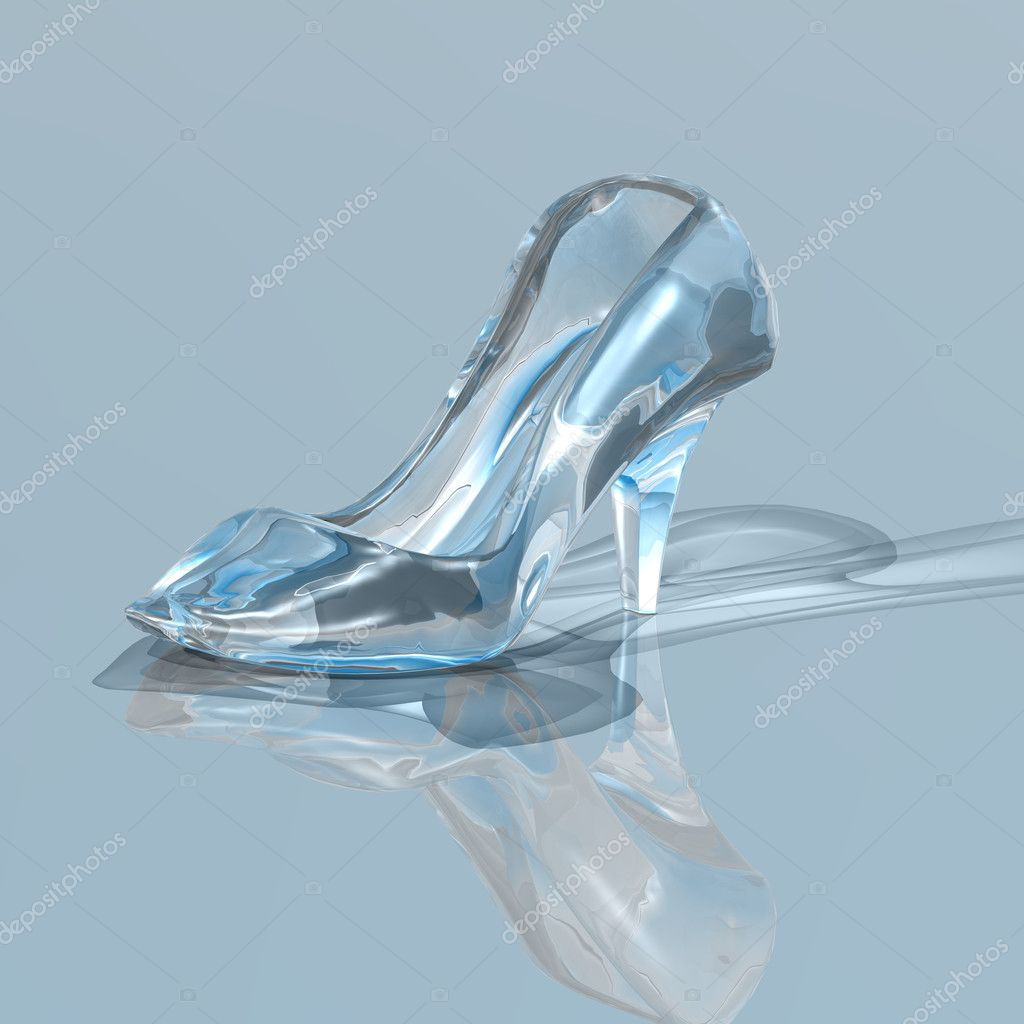 Buy glass slippers