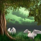 Dreamland — Foto Stock