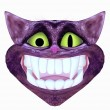 Cheshire cat — Stock Photo #5030821
