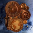 Foto Stock: Steampunk