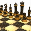 Chess board — Stock Photo #5069989