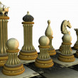 Chess board — Stock Photo #5070143