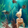 Foto Stock: Mermaid