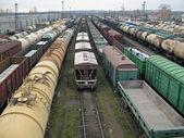 Railway 4 — Stock Photo