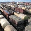 Rail cars — Stock Photo #5012228
