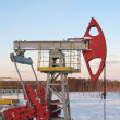 Stock Photo: Pump jack 7
