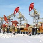 Oil industry 2 — Stock Photo #5013167