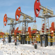 Stock Photo: Oil industry 6