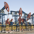 Oil pumps 2 — Stock Photo #5013724