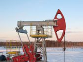 Pump jack 7 — Stock Photo