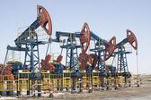 Oil pumps 2 — Stock Photo