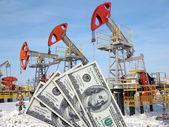 Oil industry — Stock Photo