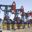 Oil pumps — Stock Photo #5028983