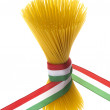 Italian spaghetti — Stock Photo