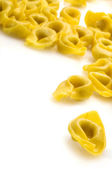 Italian tortellini — Stock Photo