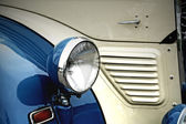 Oldtimer headlight — Stock Photo