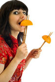 Tradiciones chinas — Foto de Stock