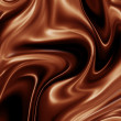 Stock Photo: Liquid chocolate