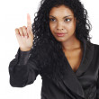 African American businesswoman — Stock Photo #5289039