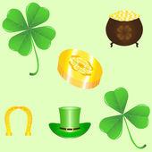 St. Patrick — Stock Vector