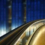 Tecnologic subway Madrid — Stock Photo #5115231