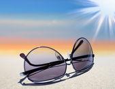 Man sunglasses — Stock Photo