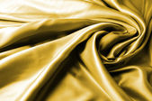 Gold drape — Stock Photo