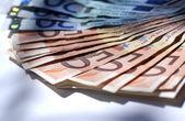 Europe money — Stock Photo