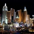 NEW YORK IN LAS VEGAS — Stockfoto