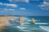 Twelve Apostles Scenic view — Stock Photo