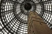 Melbourne, centro de la ciudad — Foto de Stock
