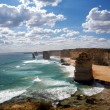 Twelve Apostles in Melbourne - Stockfoto