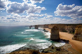 Twelve Apostles in Melbourne — Stockfoto