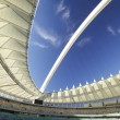 World Cup Stadium for football in South Africa, 2010 - Stock Photo