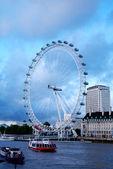London Eye — Stock Photo
