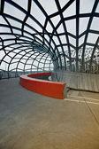 Melbourne, Webb bridge — Stock Photo